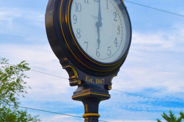 Clock - Ridgely Scenic 3